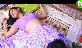 Anjali aunty romance with boyfriend