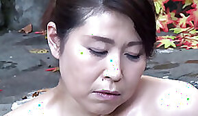 Busty Asian mature gets pounded deep by stud
