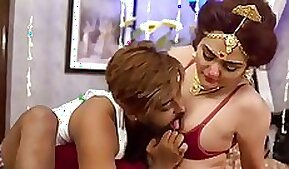 Crazy sex with Indian hooker in the forest